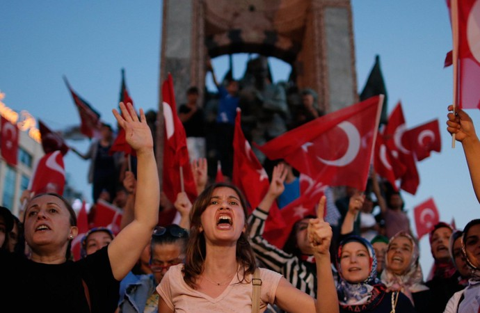 Turkish democracy won