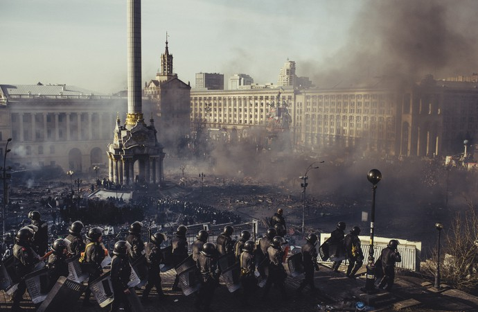 Ukraine has not experienced a genuine revolution, merely a change of elites