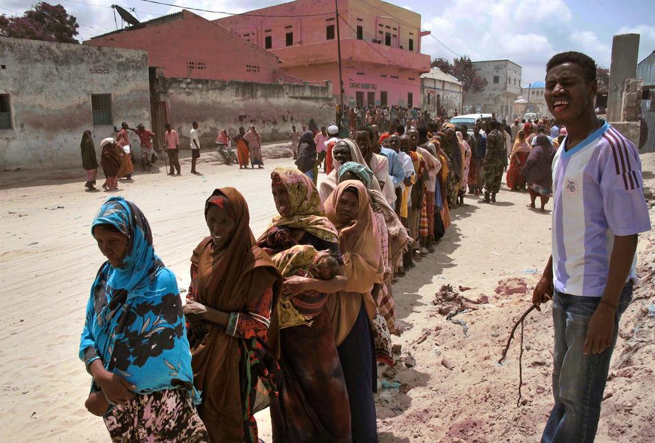 famine in egypt